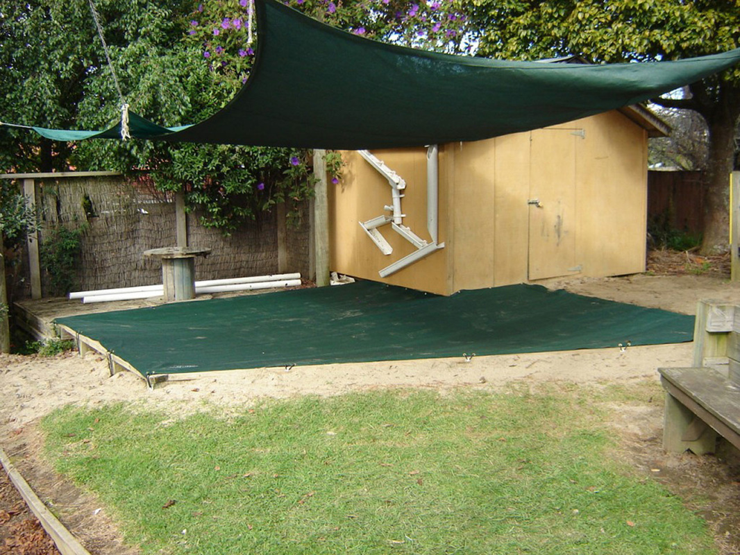 Canvas & PVC Eastern Cover Centre